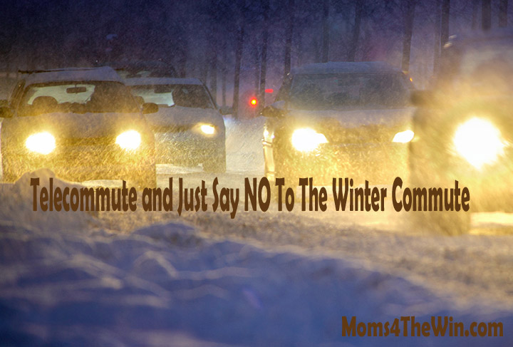 Say No To Winter Commute